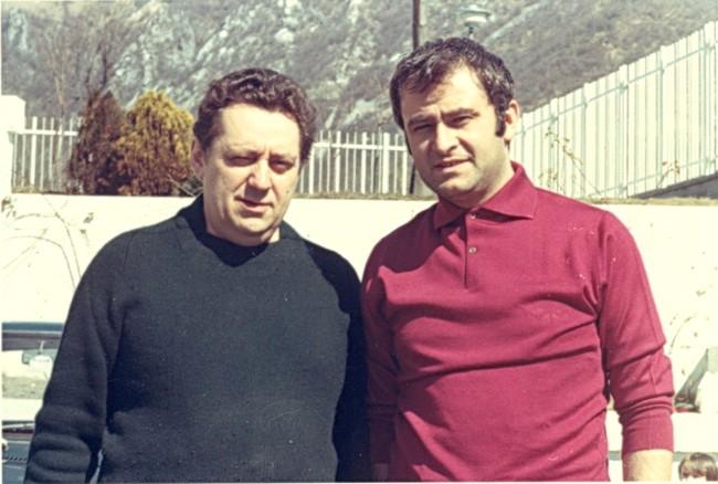 19 Max Bunker con Paolo Piffarerio